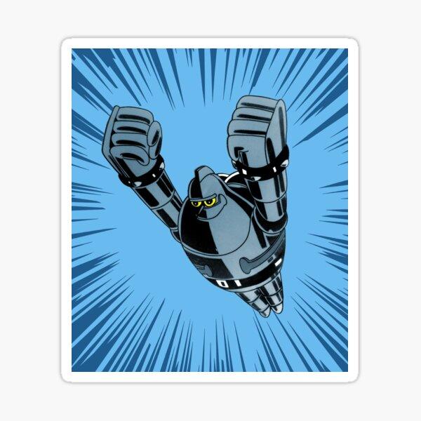 Gigantor Tetsujin 28 Sticker
