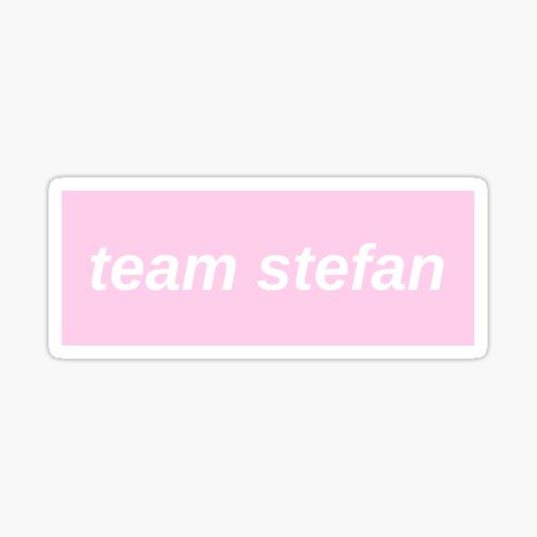 team stefan Sticker