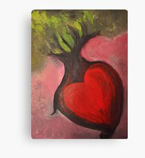 For God So Loved the World... Canvas Print