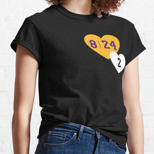 Kobe + Gigi Classic T-Shirt