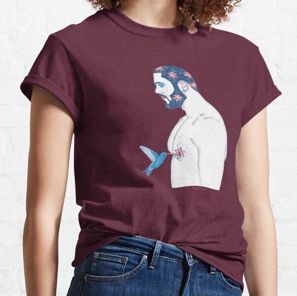 Hawaiian  Flower man Classic T-Shirt