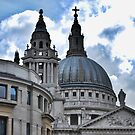 St Paul's HDR by babibell