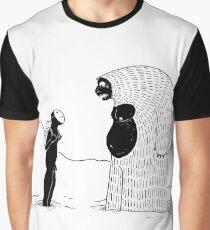 The Inevitable June Yeti Graphic T-Shirt