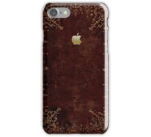 Apple - Book Cover iPhone Case/Skin