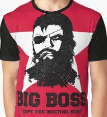 Big Boss Graphic T-Shirt