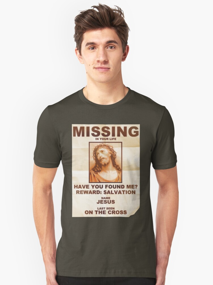Have you found Jesus? by adamcampen