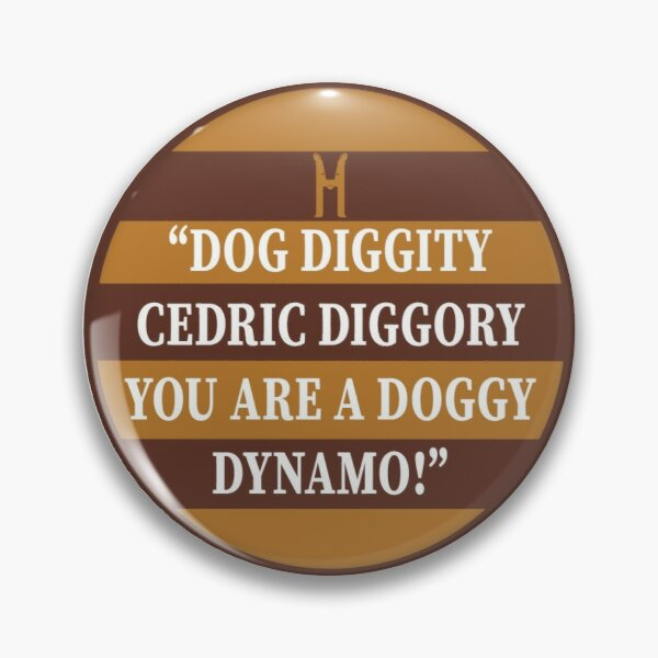 Cedric Diggory Quote from Cursed Child Pin