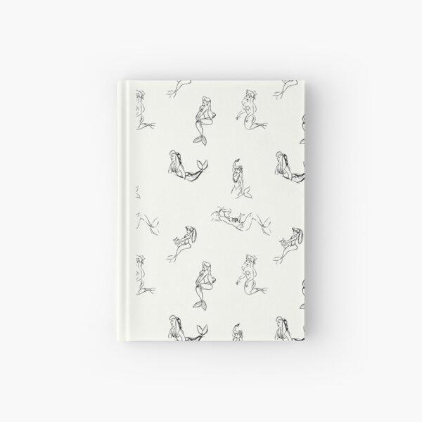 Mermaid Lagoon Hardcover Journal