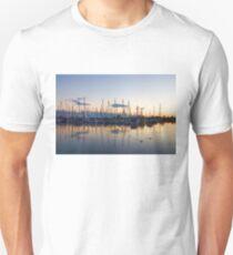 Yachts and Sailboats - Lake Ontario Impressions T-Shirt