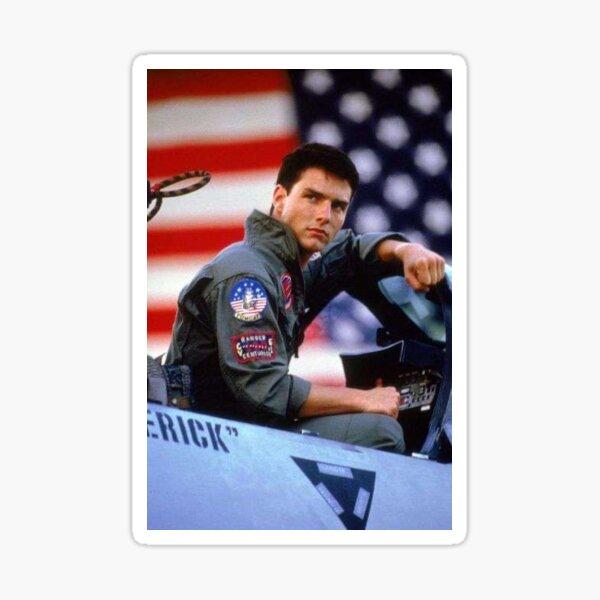 American Tom Cruise Sticker
