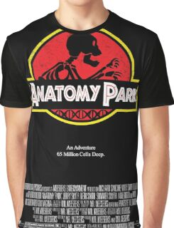 Anatomy Park - movie poster shirt Graphic T-Shirt