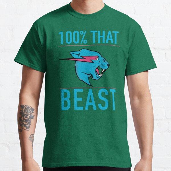 100% That BEAST Classic T-Shirt