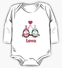 Penguin Love One Piece - Long Sleeve