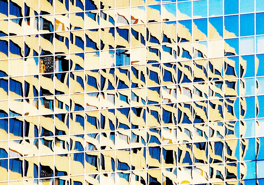 Denver reflection 34 by luvdusty