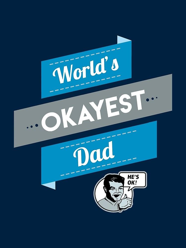 Der beste Vater der Welt Lustiges Vati-Geschenk von BootsBoots