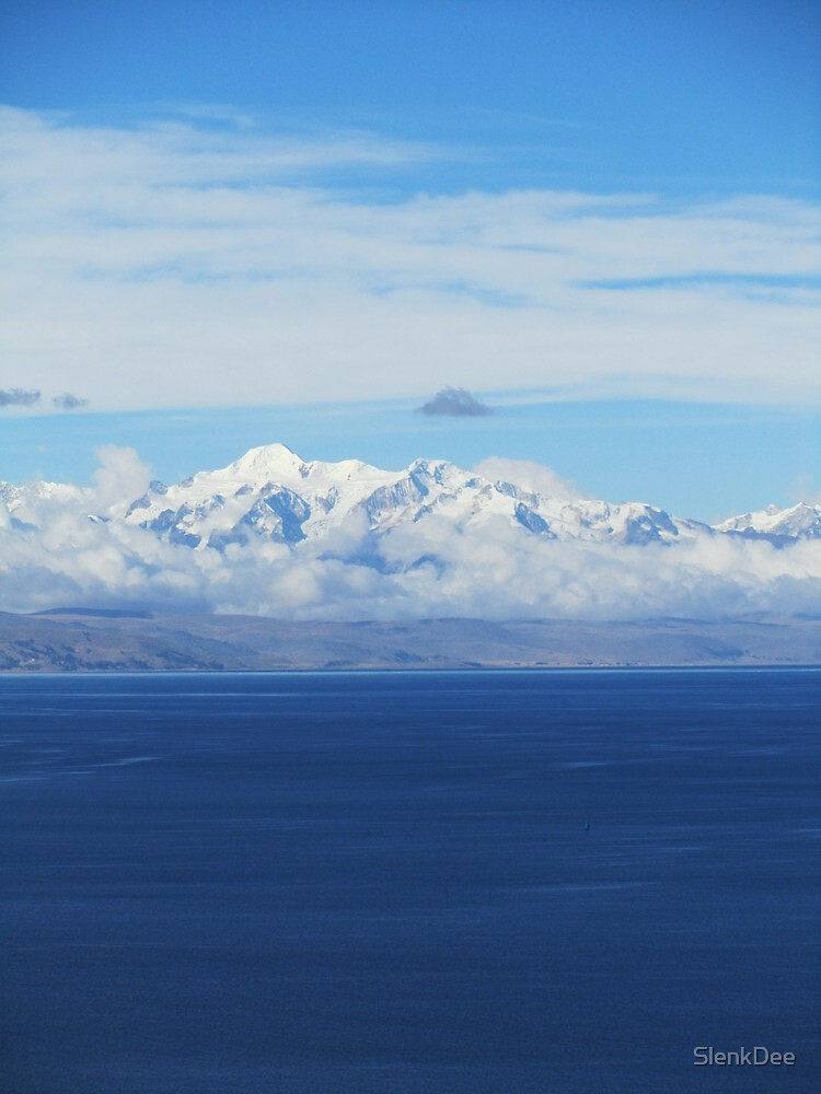 Lake Titicaca And Bolivian Coast by SlenkDee