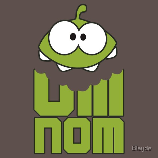TShirtGifter presents: OMNOM