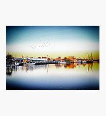 Tarpon Springs, Florida Photographic Print