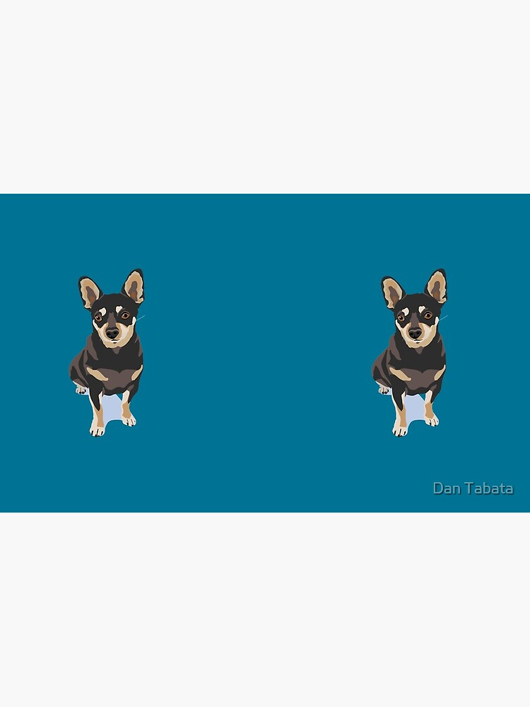 Mr. Mouse the Chihuahua Dog by dmtab