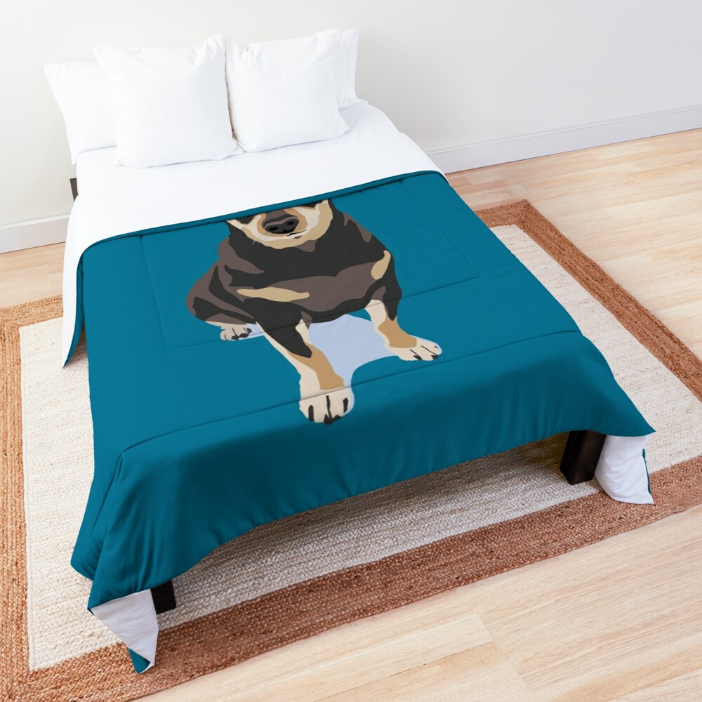 Mr. Mouse the Chihuahua Dog Comforter