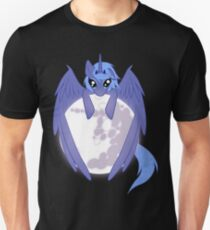 Luna wrapped around the moon T-Shirt