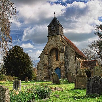 St Peter and St Paul, Shadoxhurst by RWTA