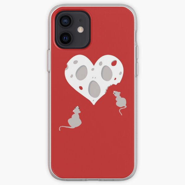 Who ate my cheese iPhone Soft Case