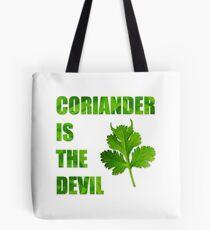 satanic herb Tote Bag