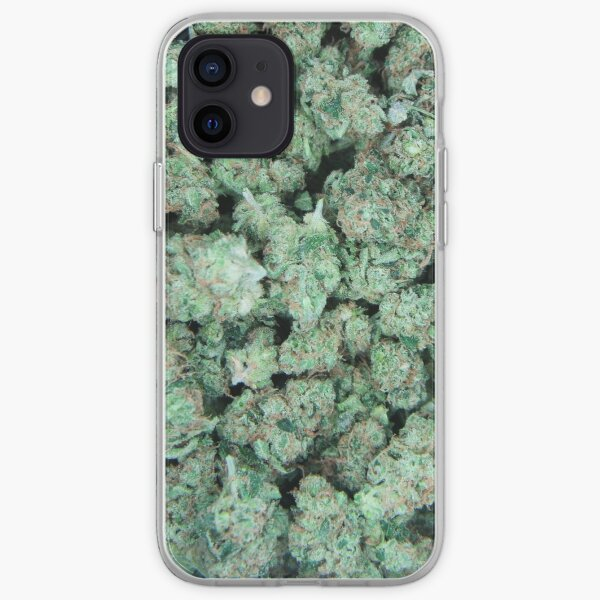 Weed Buds iPhone Soft Case