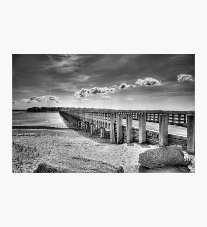 Powder Point Bridge Photographic Print