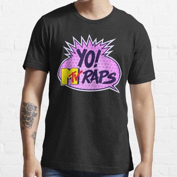 Yo! MTV Raps Essential T-Shirt
