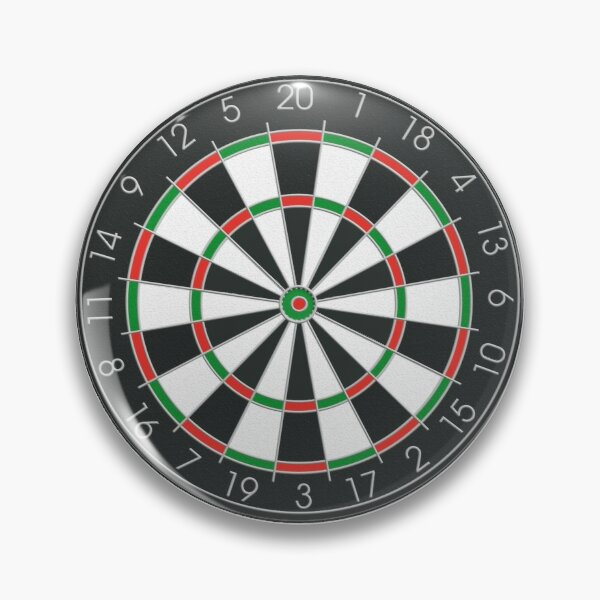 Large Dartboard Pin
