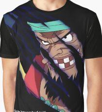 Blackbeard a.k.a. Marshall d Teach Graphic T-Shirt
