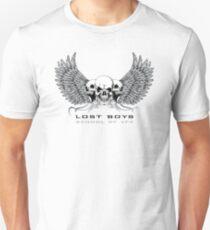 LBS - School of VFX White Large T-Shirt Logo Unisex T-Shirt