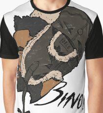 Catcher Graphic T-Shirt