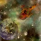 The Fireball by Vanessa Barklay