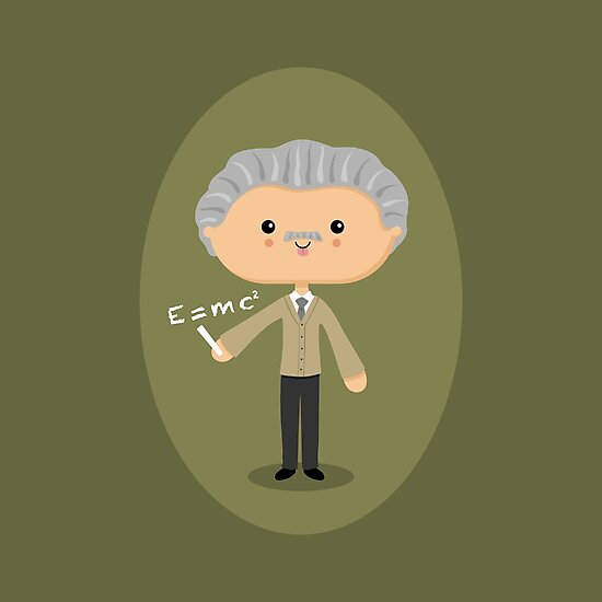 Einstein by sombrasblancas
