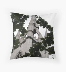 St Dunstans of the East Throw Pillow