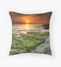 """Moss-scape"" ∞ Vincentia, NSW - Australia Throw Pillow"
