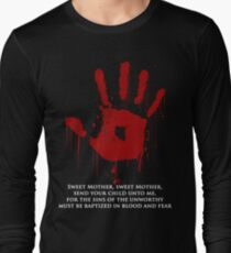 AWESOME Dark Brotherhood Black Sacrament!  Long Sleeve T-Shirt
