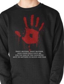 AWESOME Dark Brotherhood Black Sacrament!  Pullover