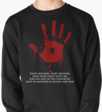 AWESOME Dark Brotherhood Black Sacrament!  Pullover