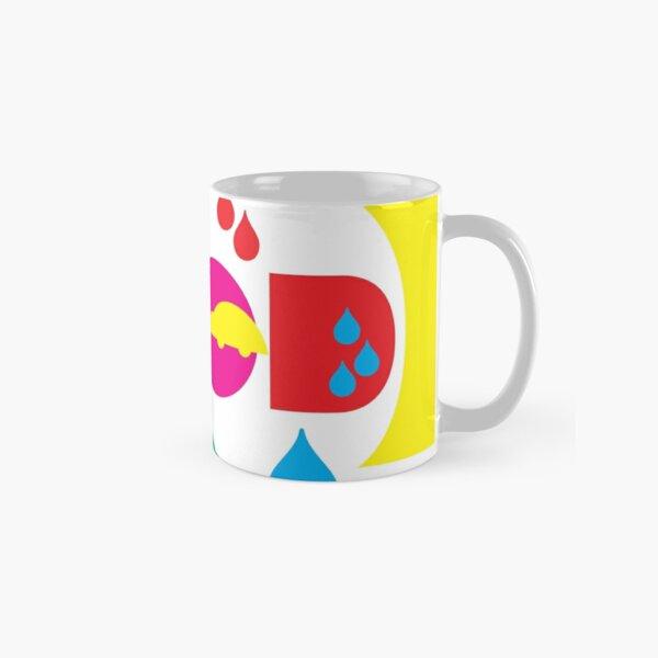 Graphic ABC Classic Mug