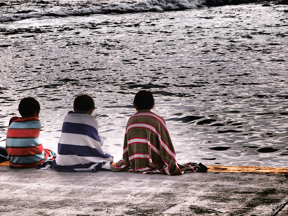 The Boys In Stripes by JodieT