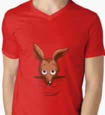 Joey Mens V-Neck T-Shirt