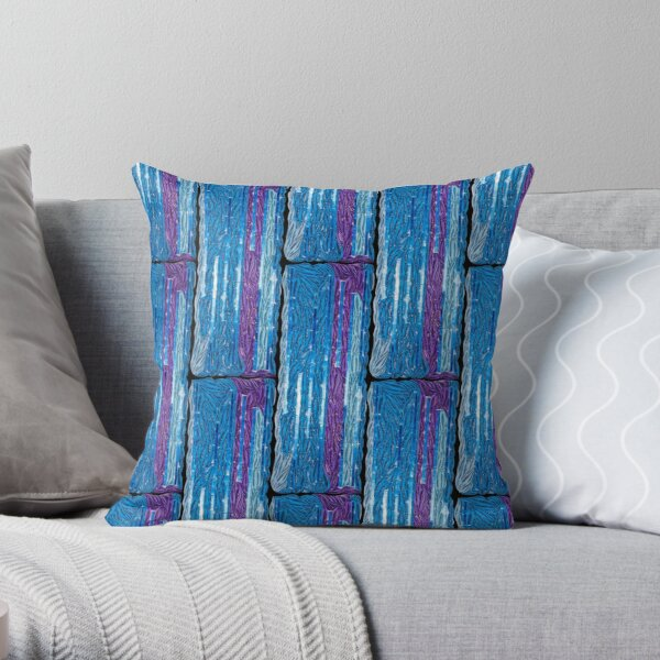 The Sadness Throw Pillow