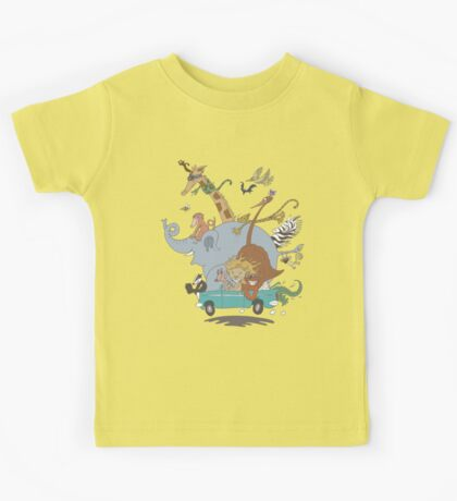 All Aboard!  Kids Clothes