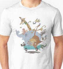 All Aboard!  Unisex T-Shirt