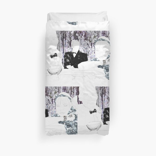High Society Duvet Cover
