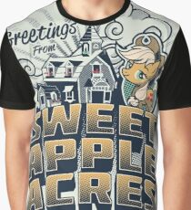 Greetings from Sweet Apple Acres Graphic T-Shirt